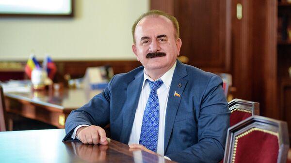 Ректор Донского государственного технического университета Бесарион Месхи