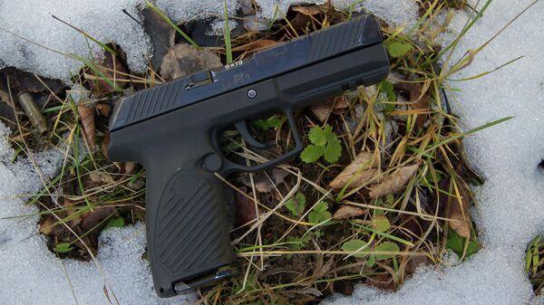 Спортивный пистолет 9x19 мм Аспид