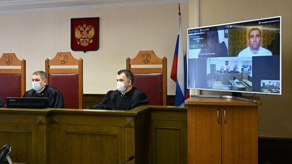 Судьи Верховного суда проводят первое в России онлайн-заседание