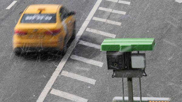 Передвижная камера фото-видеофиксации нарушений ПДД в Москве