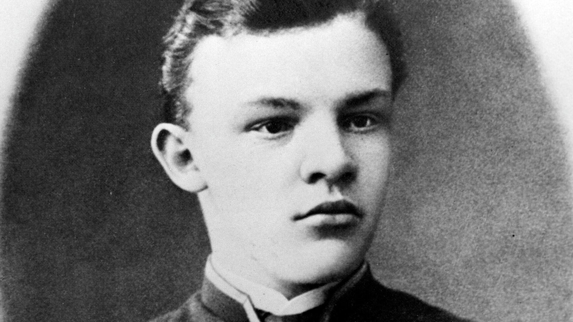 Владимир Ульянов - РИА Новости, 1920, 27.08.2021