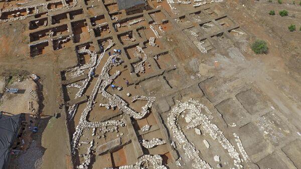 Древний город Эйн-Эсур в Израиле