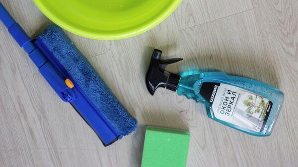 Все, что понадобится для мытья окон