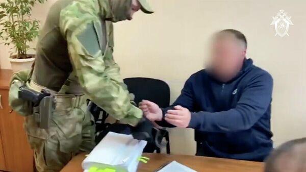 Задержание бывшего первого вице-губернатора Курганской области Сергея Пугина