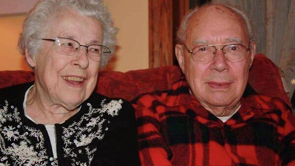 Мэри и Уилфорд Кеплер