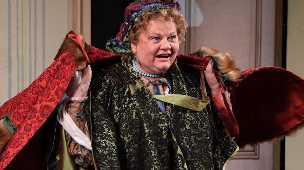 Прогон спектакля Женитьба Н.В. Гоголя в Малом театре
