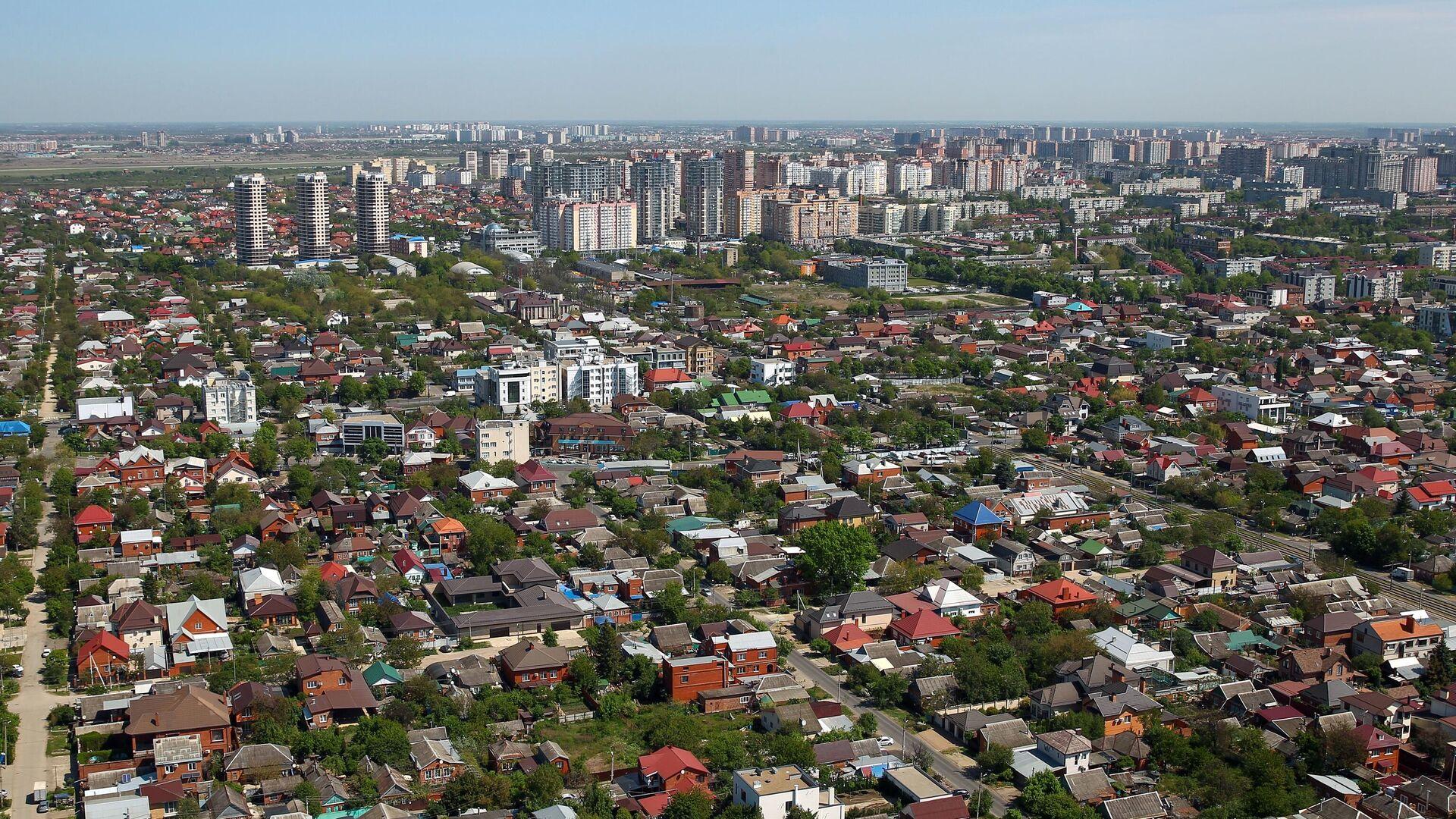 Город Краснодар - РИА Новости, 1920, 23.09.2020