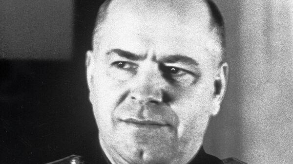 Георгий Константинович Жуков - четырежды Герой Советского Союза (1939, 1944, 1945, 1956), Маршал Советского Союза