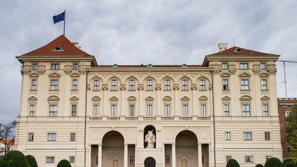 Министерство иностранных дел Чешской республики