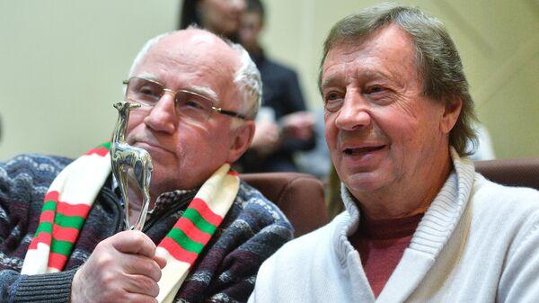 Юрий Семин (справа) и Валерий Баринов