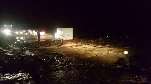 Эвакуация 900 человек из-за наводнения на юге Узбекистана