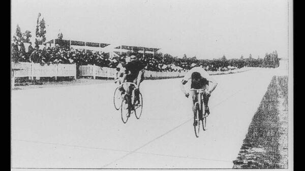 Велогонка на дистанцию 2000 метров на Олимпийских играх 1900 года в Париже