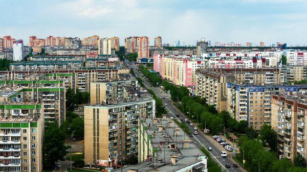 Города России. Челябинск