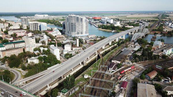 Темерницкий мост в Ростове-на-Дону