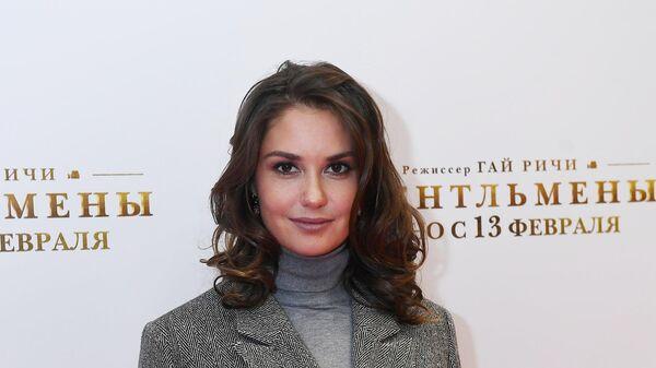 Актриса Агата Муцениеце