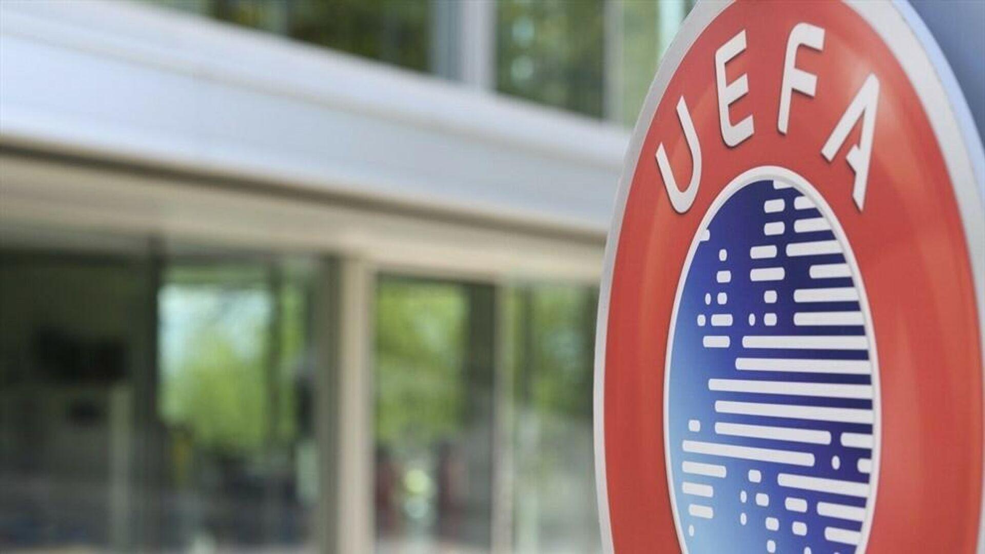 Логотип УЕФА - РИА Новости, 1920, 18.06.2021