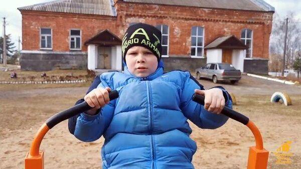 Михаил Т., сентябрь 2007, Смоленская область