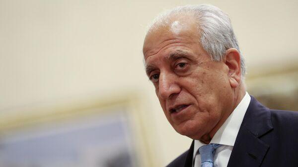 Спецпредставитель США по Афганистану Залмай Халилзад