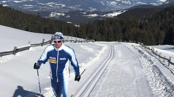 Бывший норвежский биатлонист Ола Виген Хаттестад