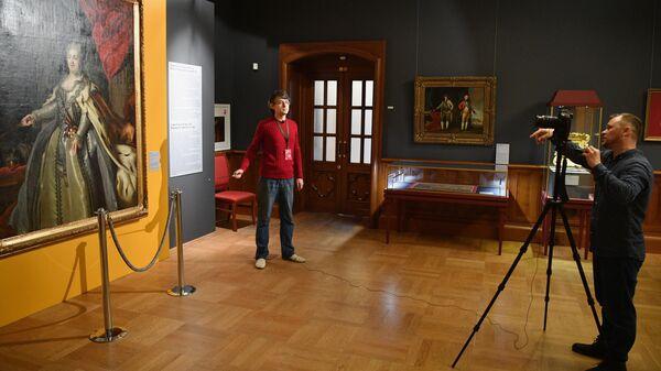 Запись онлайн-экскурсии в музее-заповеднике Царицыно