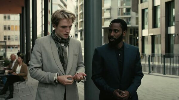 Кадр из фильма Довод