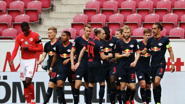Футболисты Лейпцига