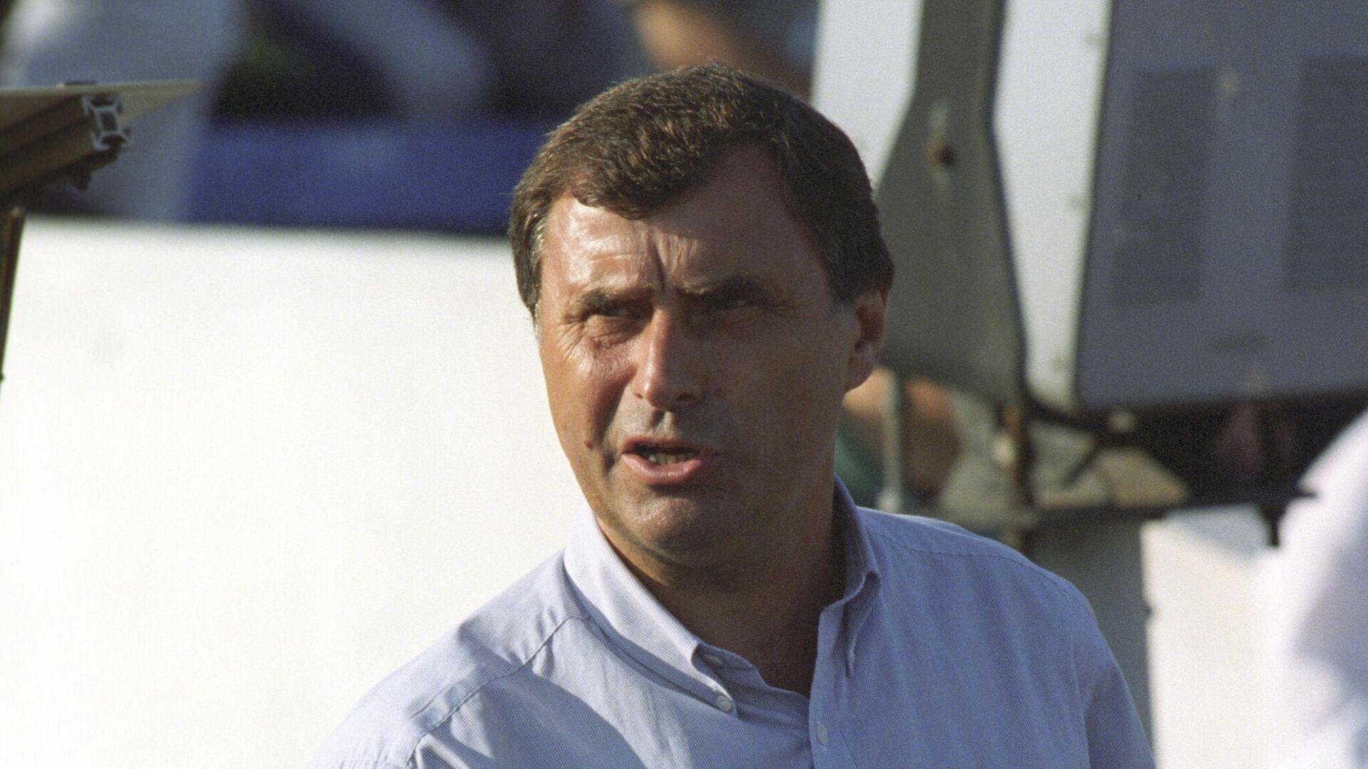 Анатолий Бышовец, 1997 год - РИА Новости, 1920, 14.06.2021