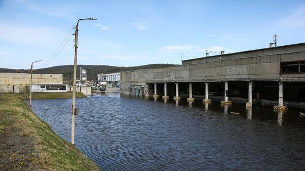 Последствия паводка в Мурманской области