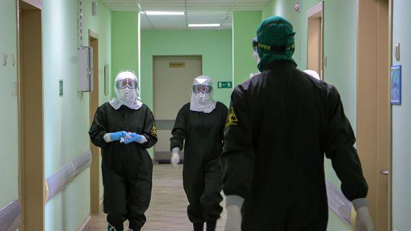 Республиканская детская больница во Владикавказе