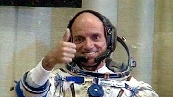Деннис Тито — первый космический турист, оплативший свой полёт в космос