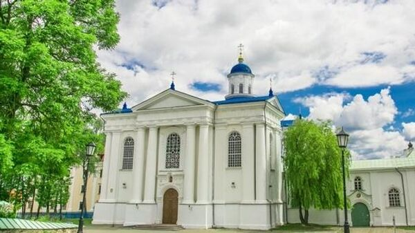 Свято-Успенский Жировичский ставропигиальный мужской монастырь