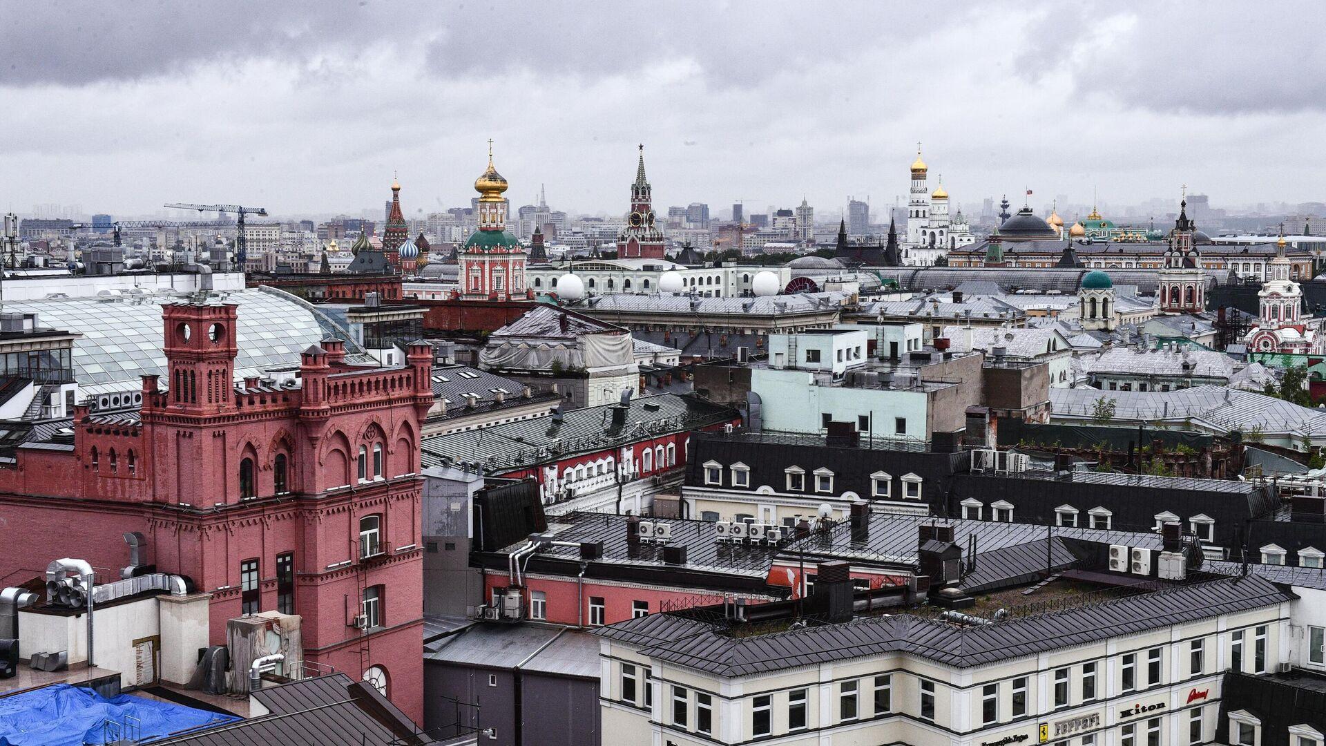 Москва - РИА Новости, 1920, 16.10.2020
