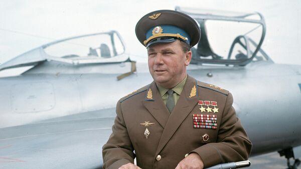 Летчик Иван Кожедуб