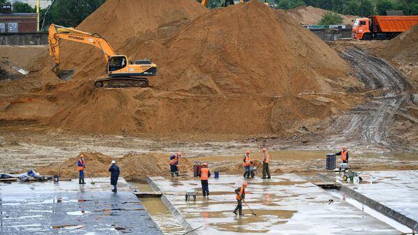 Модернизация Люберецких очистных сооружений
