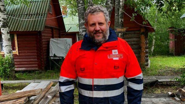 Член правления Союза биатлонистов России (СБР) Андрей Левунин
