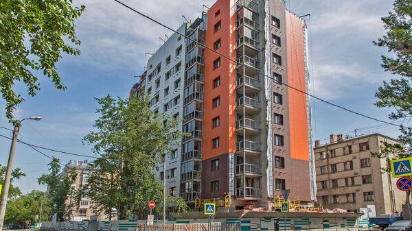 Дом по программе реновации в 5-м Рощинском проезде в Даниловском районе Москвы