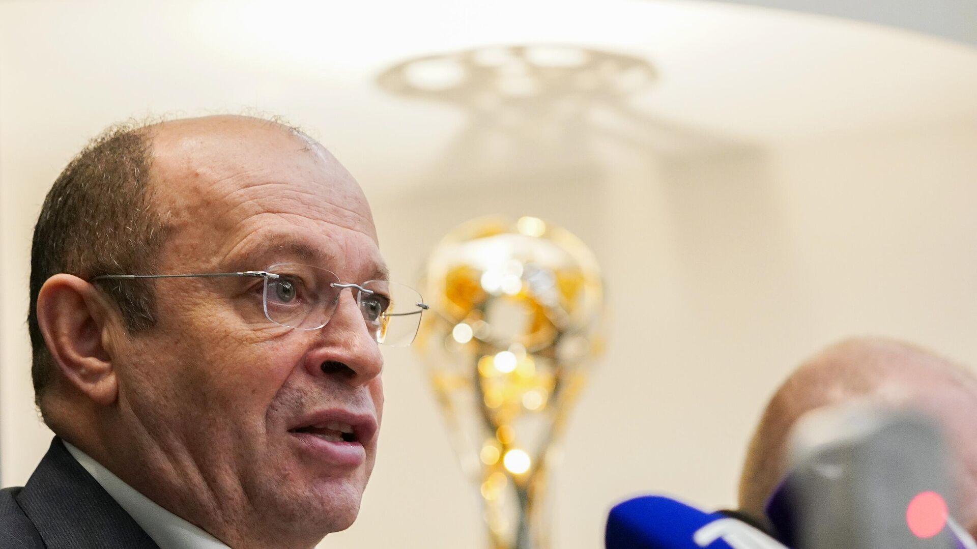 Sport24: клубы РПЛ 5 октября выдвинут вотум недоверия президенту лиги Прядкину