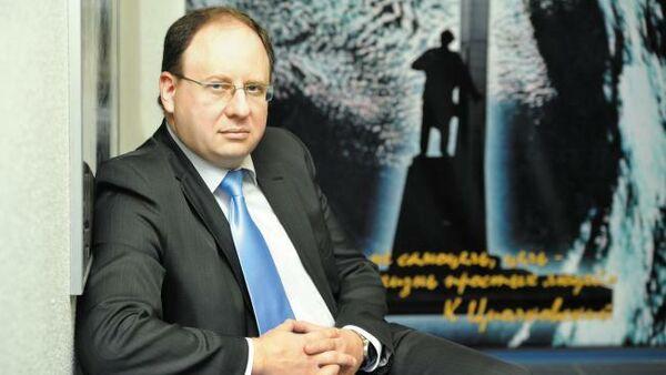 Ректор Вятского государственного университета Валентин Пугач