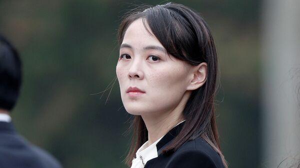 Ким Е Чен, сестра лидера Северной Кореи Ким Чен Ына