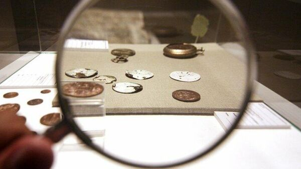 Артефакты XVIII–XIX веков, обнаруженные в 2017 году на улице Солянка в Москве