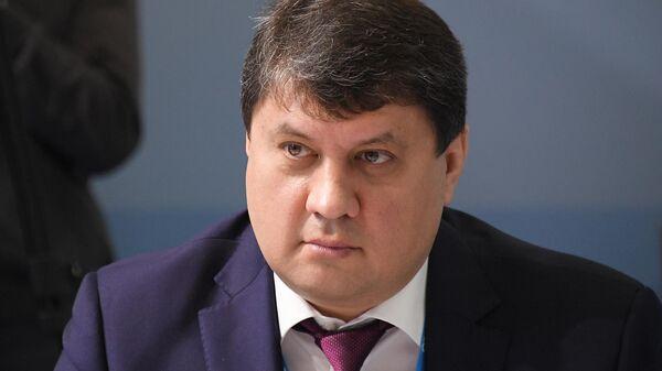 Бывший глава администрации города Норильска Ринат Ахметчин