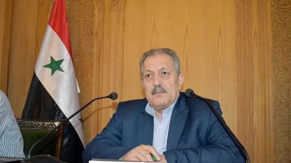 Министр водных ресурсов Сирии Хусейн Арнус