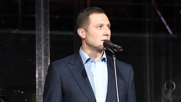 Президент Континентальной хоккейной лиги (КХЛ) Алексей Морозов