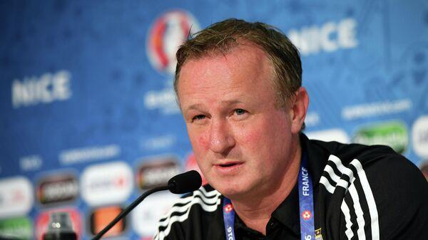 Бывший главный тренер сборной Северной Ирландии Майкл О'Нил