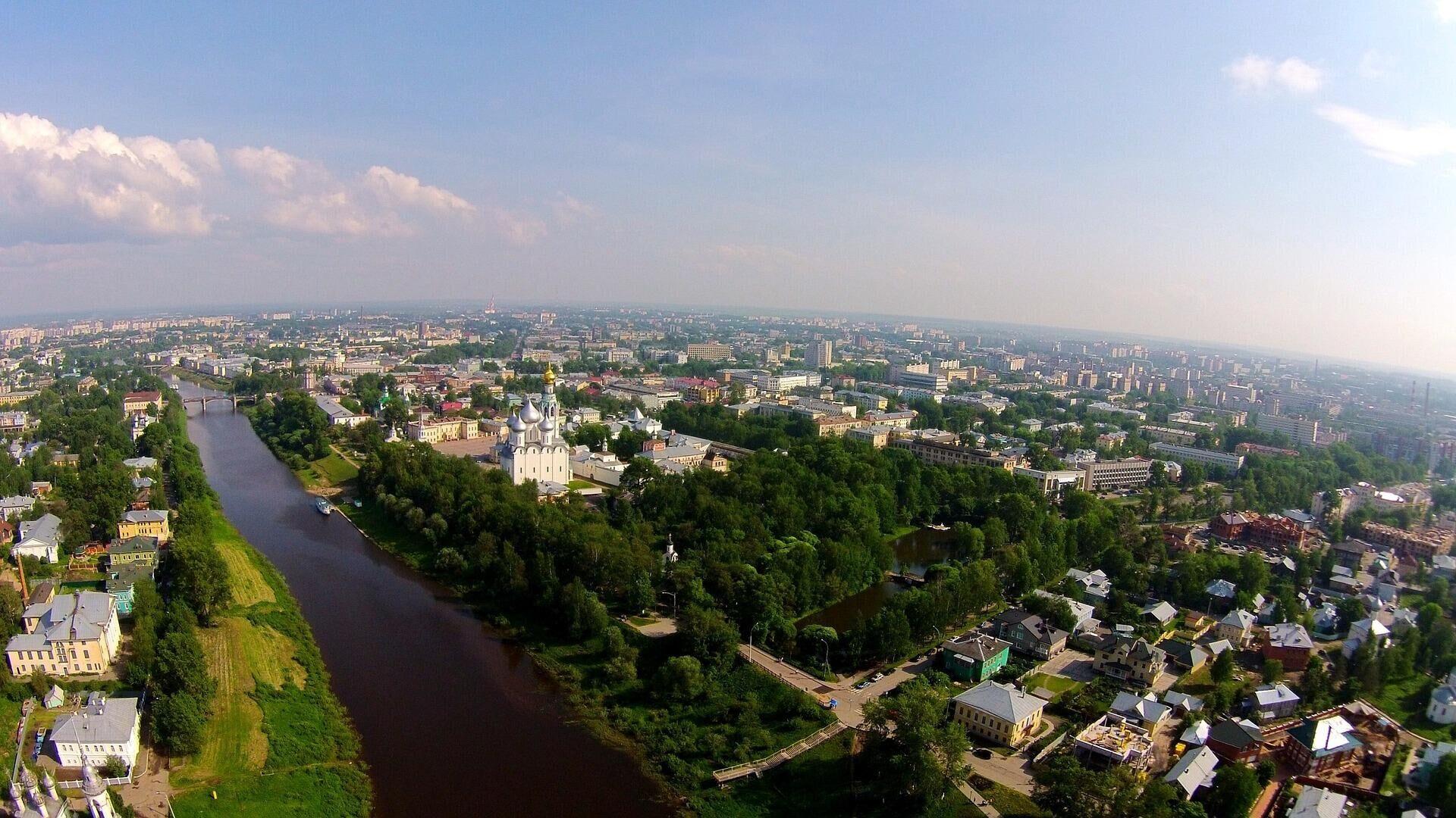 Вологда - РИА Новости, 1920, 09.09.2020