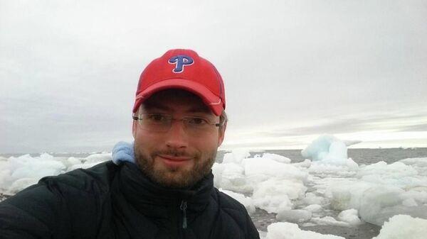Профессор географии и международных отношений Университета Джорджа Вашингтона (США) Дмитрий Стрелецкий