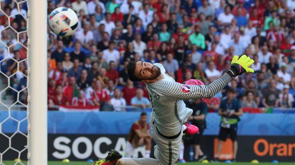 Футбол. Чемпионат Европы - 2016. Матч Венгрия - Португалия