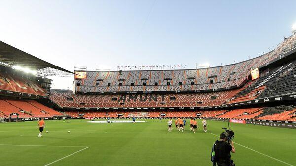 Стадион Валенсии