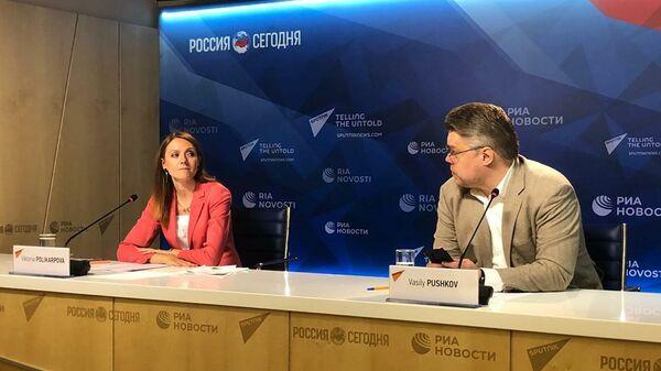 Онлайн-лекция на тему Ответственность журналиста во время чрезвычайных ситуаций в рамках SputnikPro