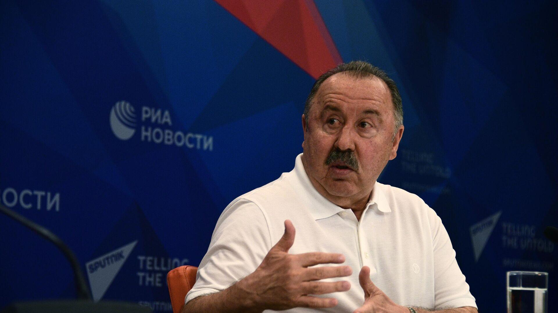 Валерий Газзаев - РИА Новости, 1920, 22.09.2021